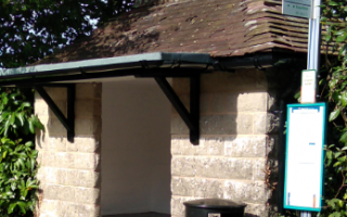 West Hill Bus Shelter